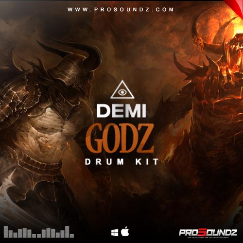 ProSoundz - DemiGodz Drum Kit