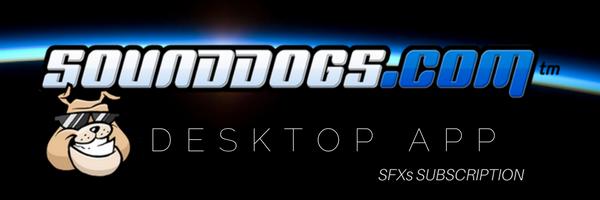 Sounddogs Desktop App