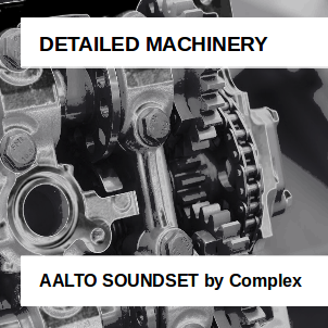 Detailed Machinery