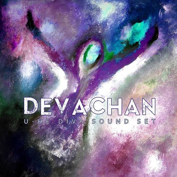 Devachan soundbank for u-he Diva