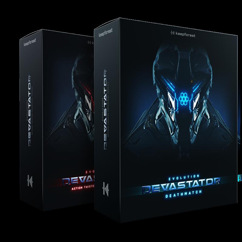 Evolution: Devastator Full Edition