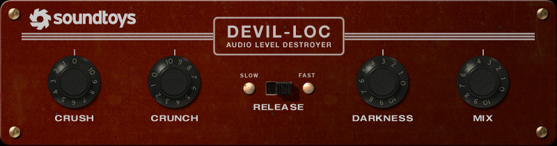 Devil-Loc - Audio Level Destroyer