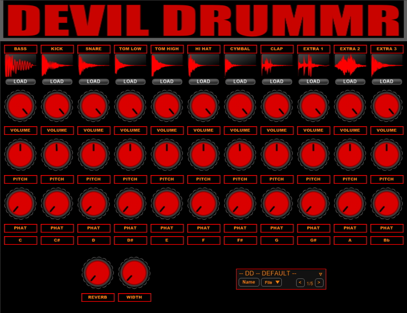 Devil Drummr