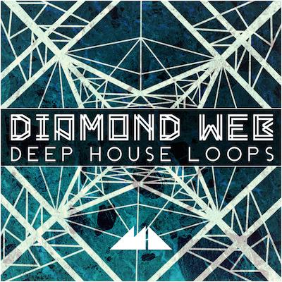 Diamond Web: Deep House Loops
