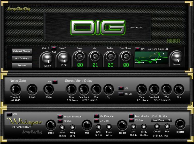 DIG (Dual Integrated Gain)