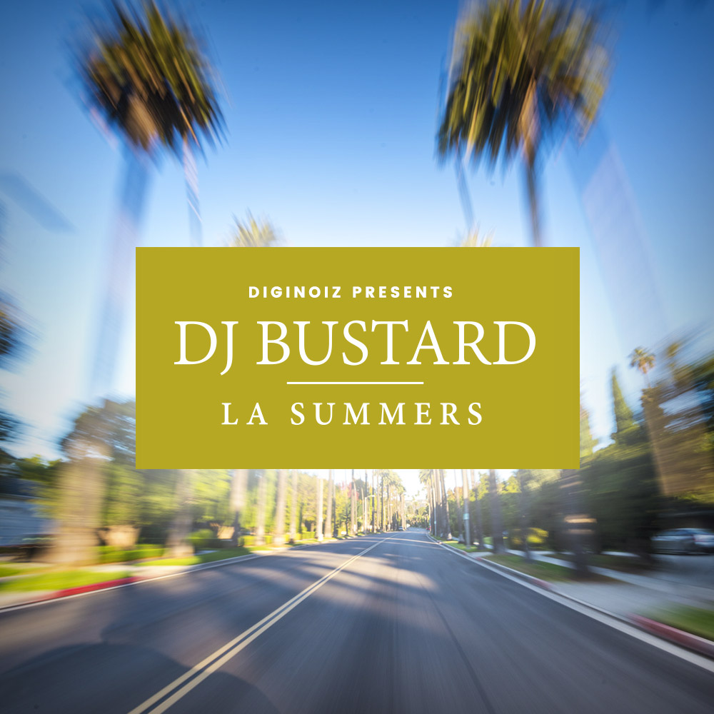 Dj Bustard - La Summers