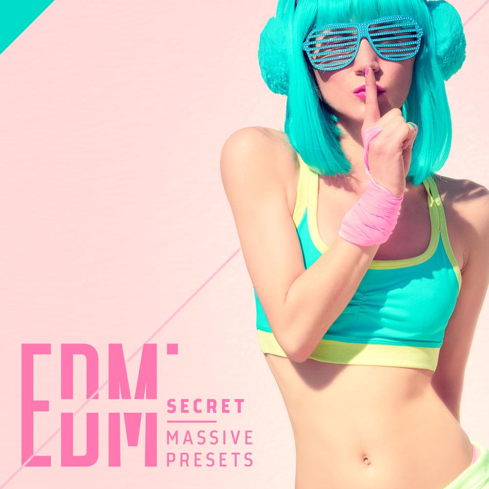 Edm Secret - Massive Presets
