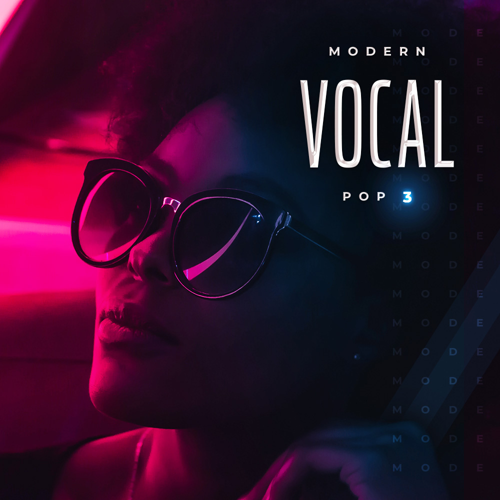 Modern Vocal Pop 3