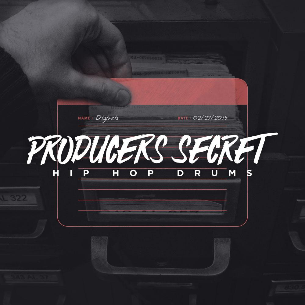 Producers Secret - Hip Hop Drums