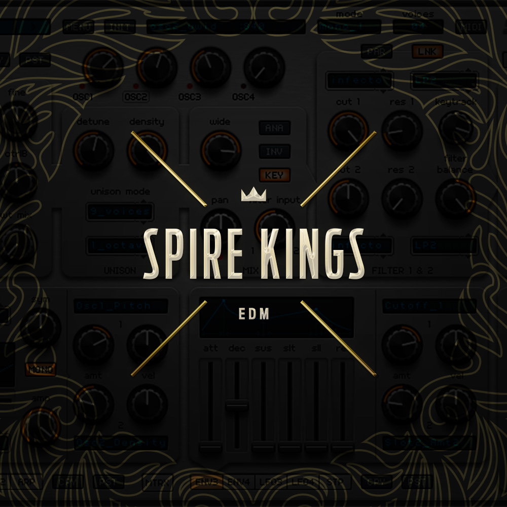 Spire Kings - Edm