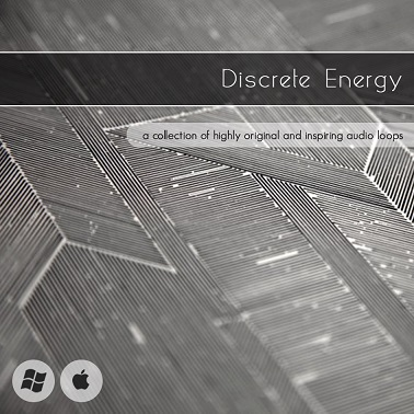 DISCRETE ENERGY [sample pack]