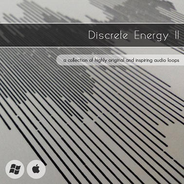 DISCRETE ENERGY II [sample pack]