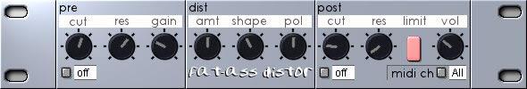 distor