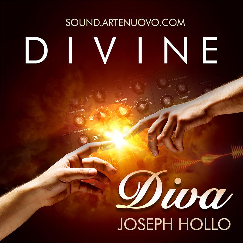 Divine soundset for Diva