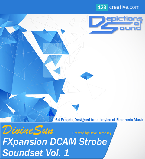 DivineSun FXpansion DCAM Strobe Soundset Vol.1