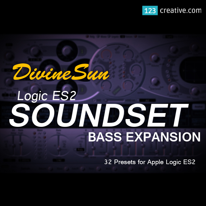 DivineSun ES2 Soundset - Bass Expansion