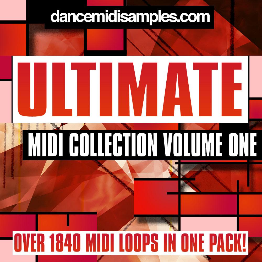 DMS Ultimate Trance MIDI Bundle Vol 1