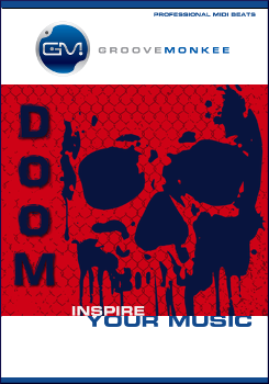 Doom MIDI Drum Loops