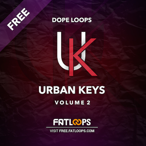 Urban Keys Loops Vol.02