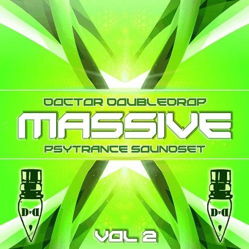 Dr. Doubledrop N.I. Massive Psytrance Presets Vol.2