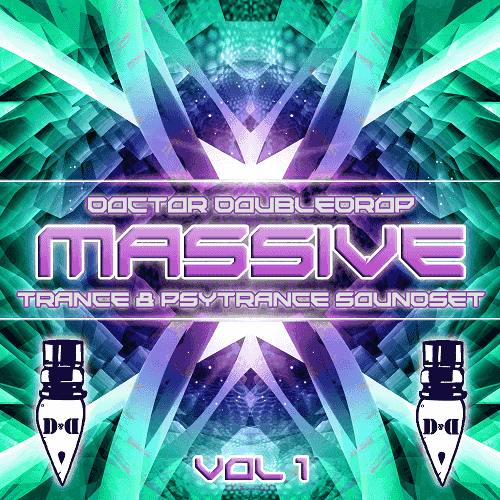 Doctor Doubledrop Trance & Psytrance Soundset Vol.1