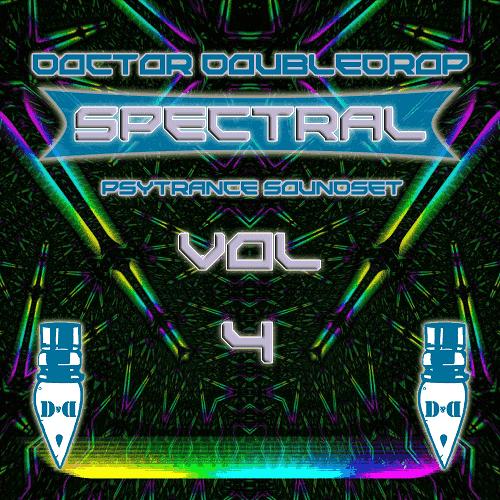 Doctor Doubledrop Spectral Psytrance Vol.4