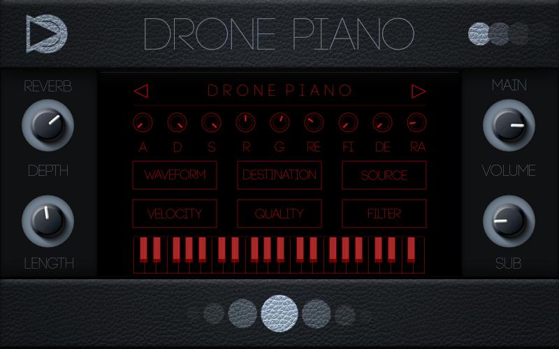 Drone Piano