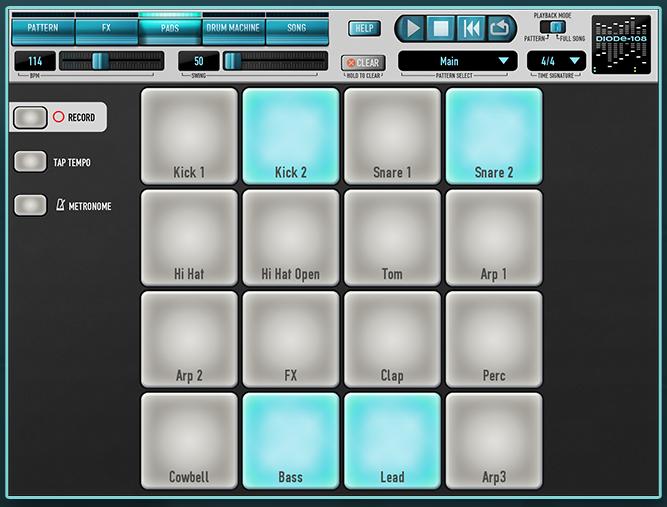 drum machine free