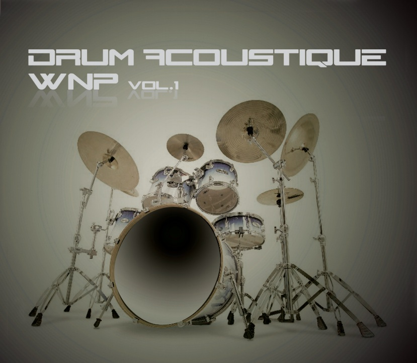Drum acoustique WNP Vol 1