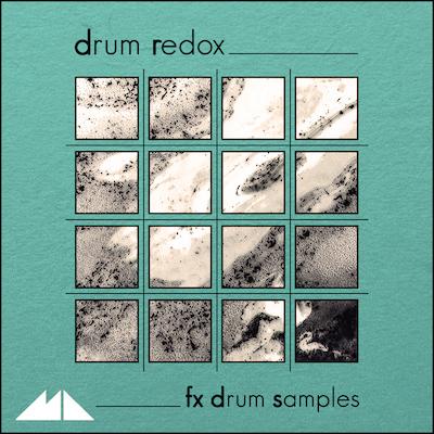 Drum Redox: FX Drum Samples