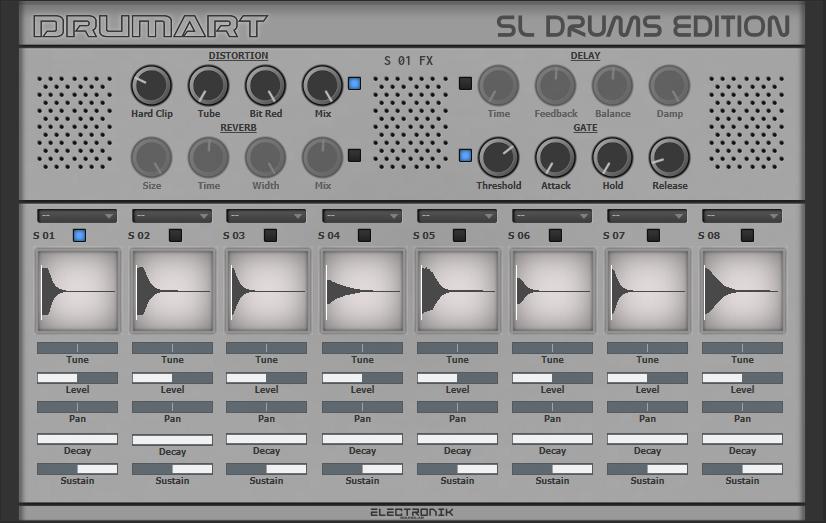Drumart SL Drums Edition