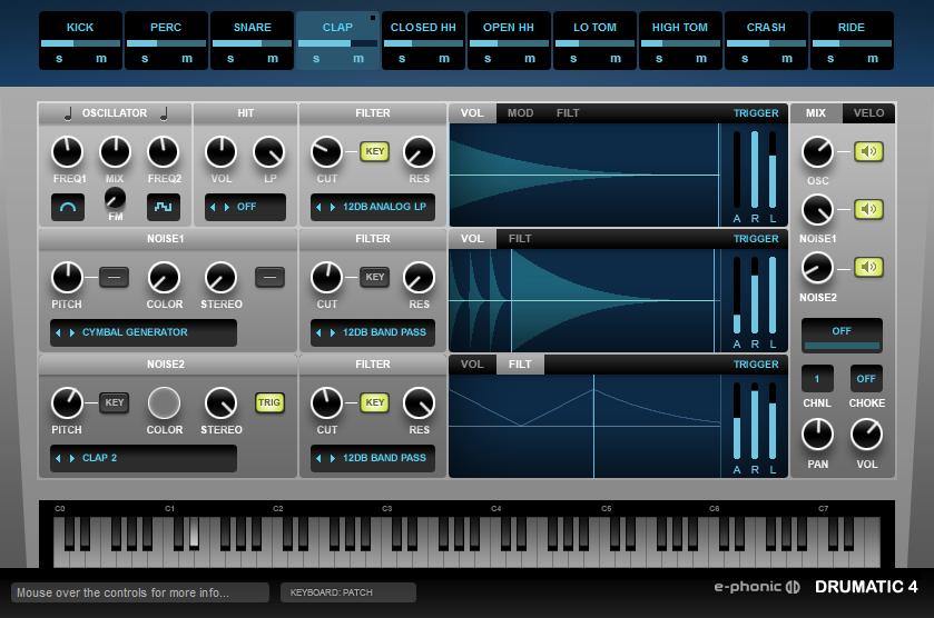Drum Machine Vst For Mac