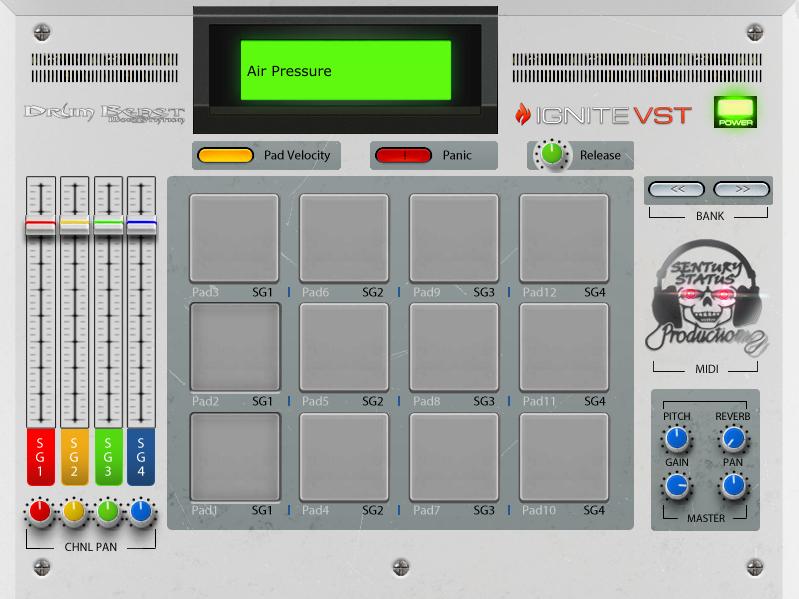 drum machine vst