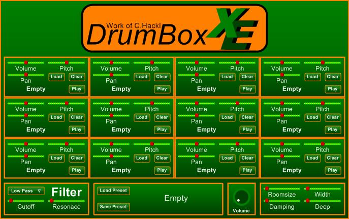 DrumBoxXE
