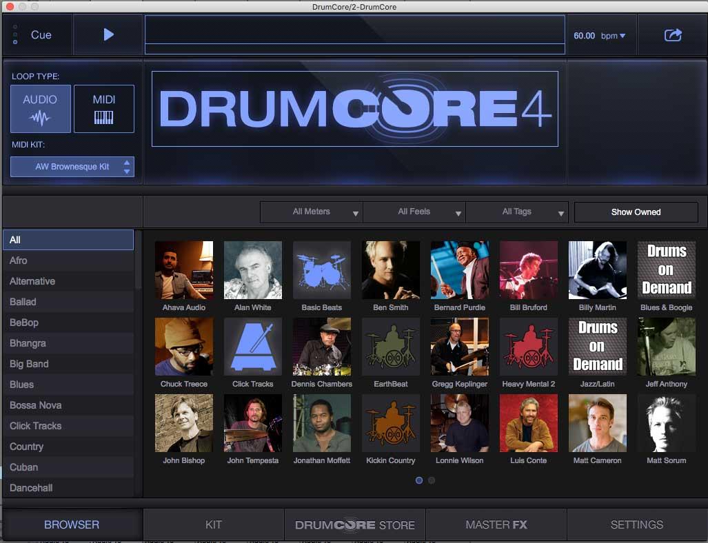 DrumCore 4