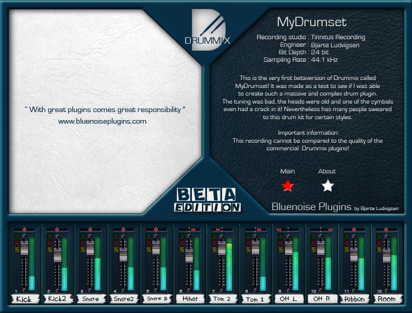 Drummix Beta Edition