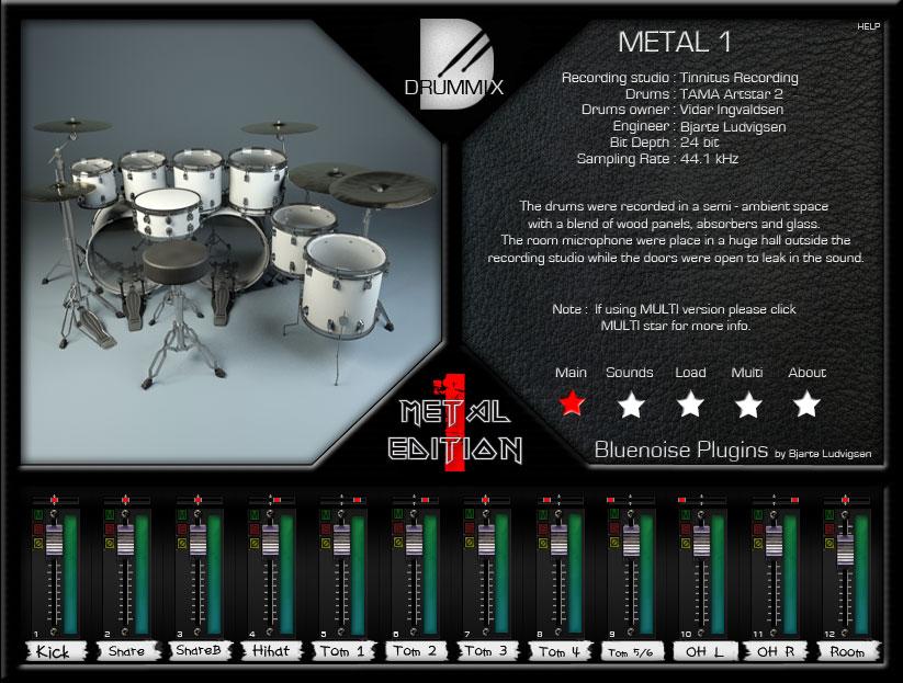 Drummix Metal 1