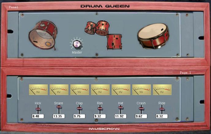 Drum Queen