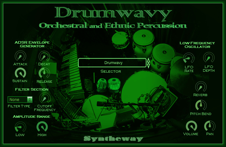 KVR: Syntheway releases Drumwavy for Windows (v2 0) and