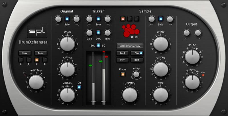 DrumXchanger