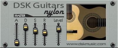 DSK Guitars Nylon