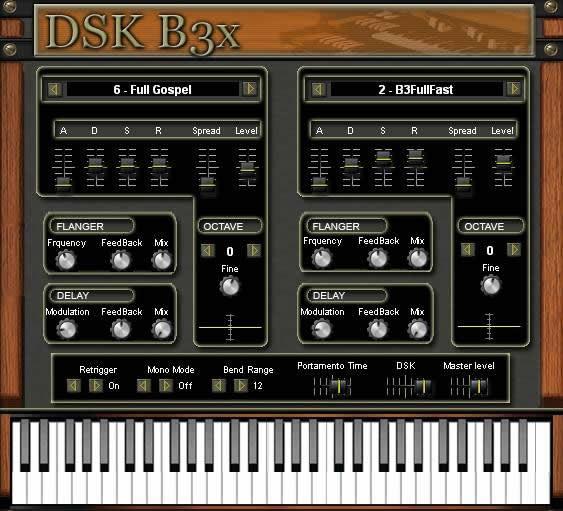 DSK B3x