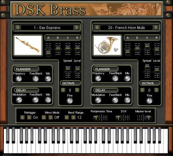 DSK Brass