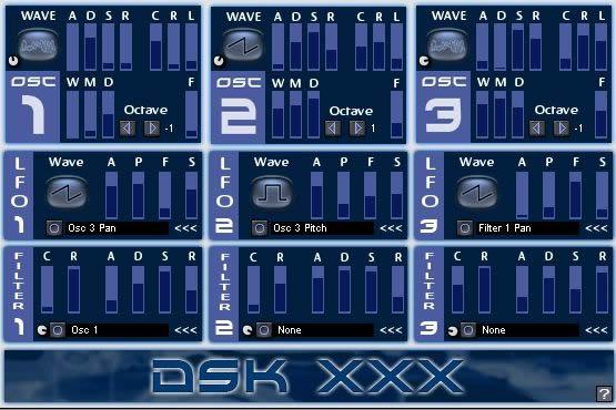 DSK XXX