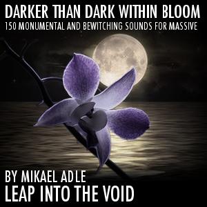Darker Than Dark Within Bloom