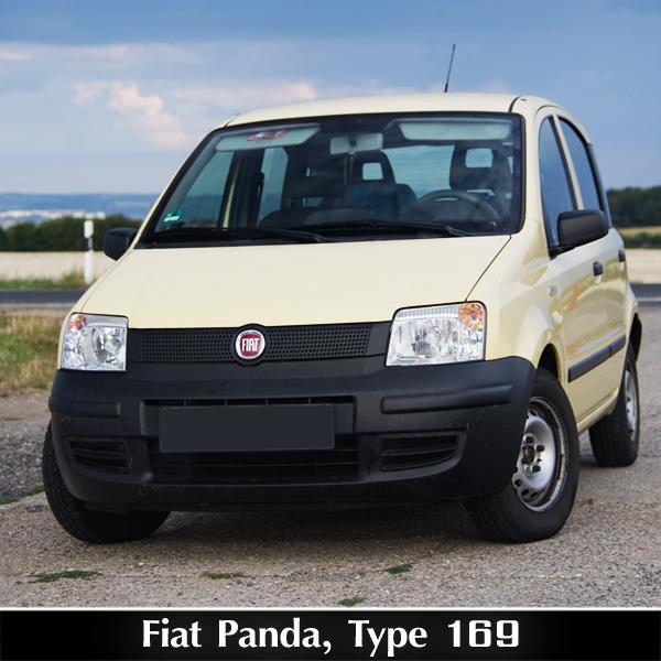 Fiat Panda, Type 169