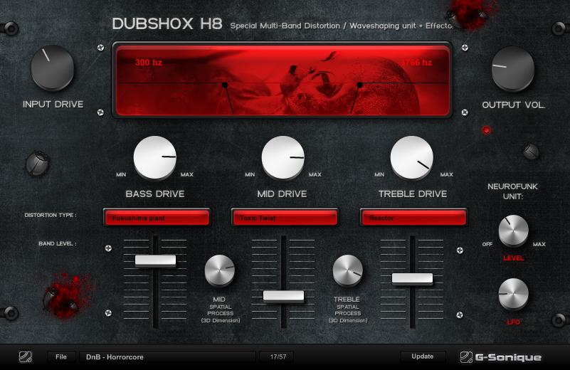 DUBSHOX H8
