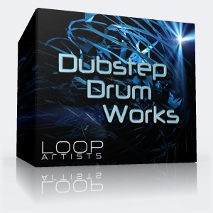 Dubstep Drum Works - Dubstep Drums Loop Pack