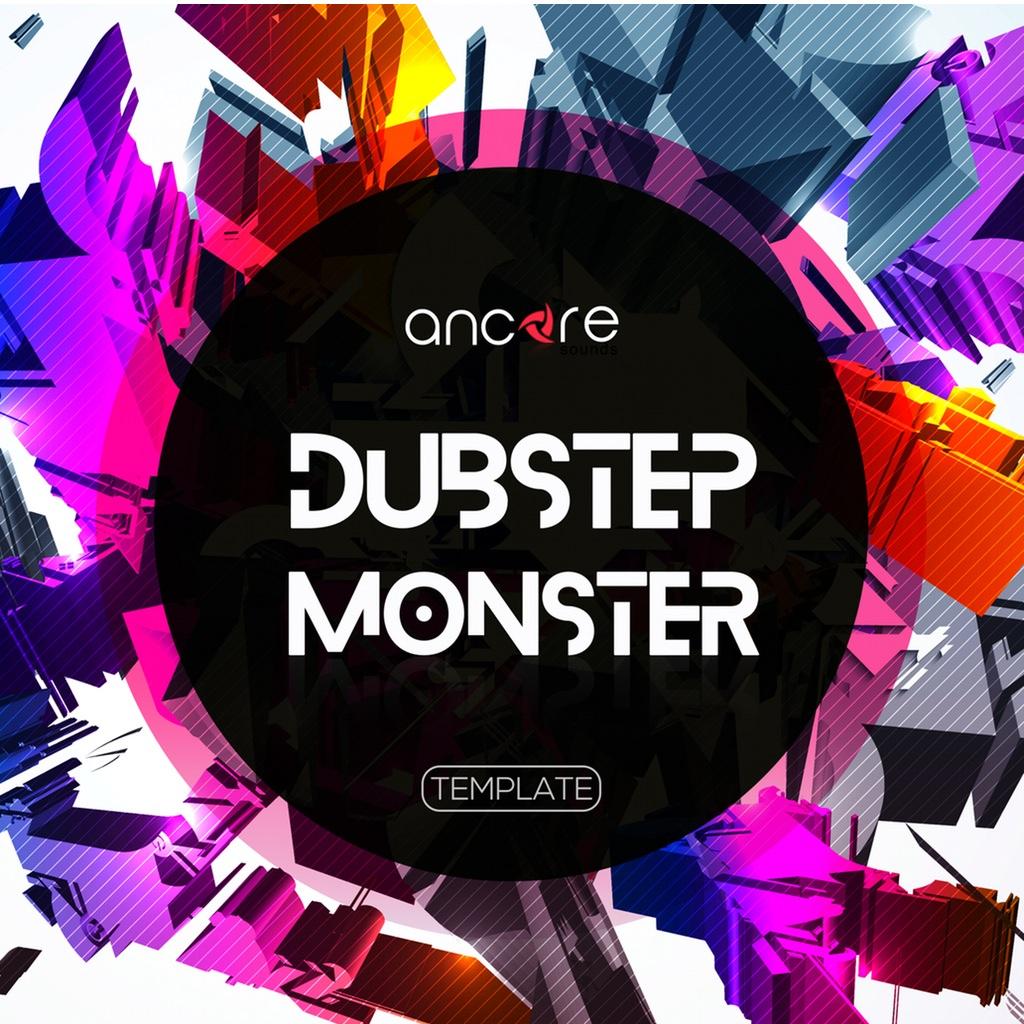 DubStep Monster Logic Pro Template