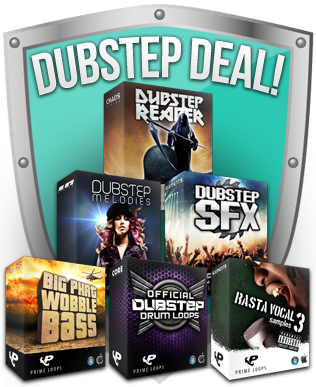 Dubstep Producer [Bundle Deal]